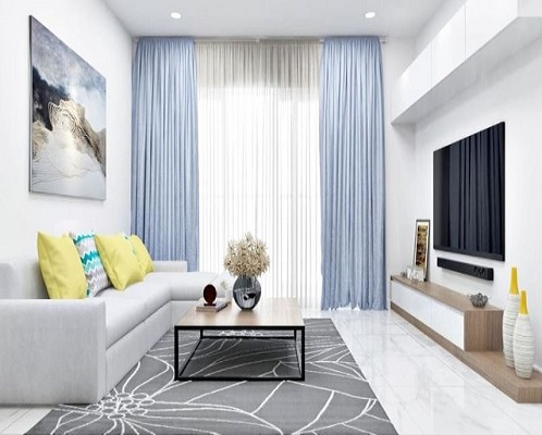 Cho thuê căn hộ Carina Plaza Hồ Chí Minh Quận 8