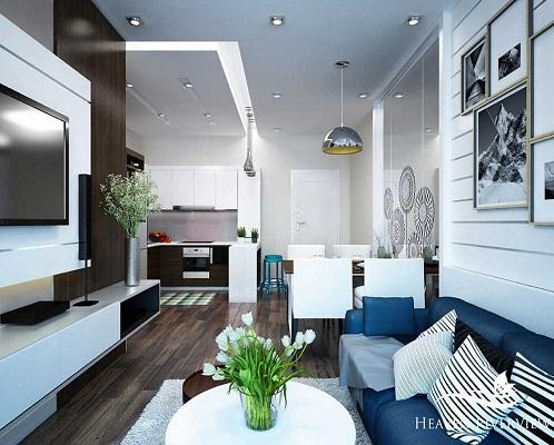 Cho thuê căn hộ Heaven Riverview Hồ Chí Minh Quận 8