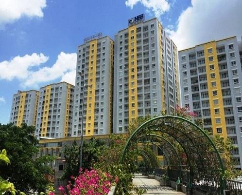 Cho thuê chung cư Carina Plaza Hồ Chí Minh Quận 8