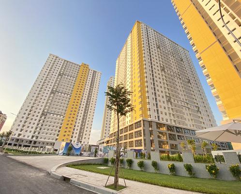 Cho thuê chung cư City Gate Tower 2 Hồ Chí Minh Quận 8
