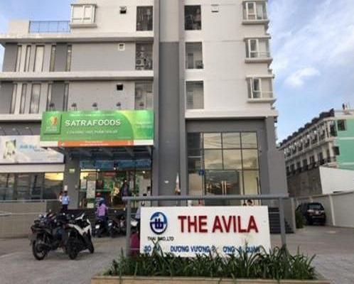 Cho thuê chung cư The Avila Hồ Chí Minh Quận 8