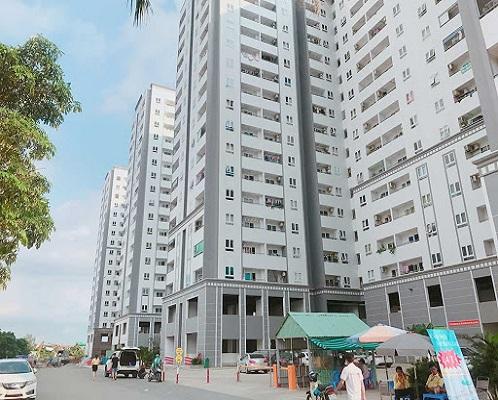 Cho thuê chung cư Heaven Riverview Hồ Chí Minh Quận 8