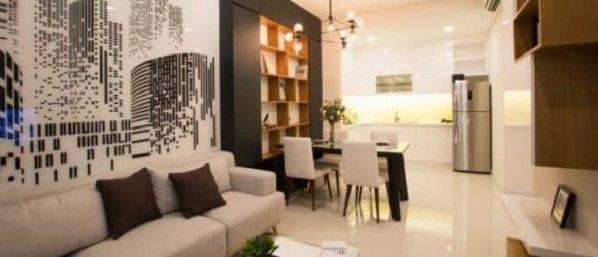 Cho thuê căn hộ The Sun Avenue giá rẻ chính chủ