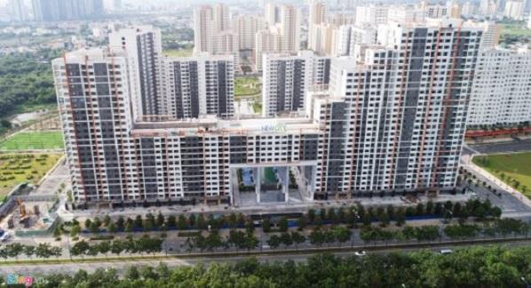 Cho thuê chung cư New City Thủ Thiêm Quận 2 Hồ Chí Minh