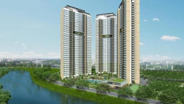 Cho thuê chung cư Palm Heights Quận 2 Hồ Chí Minh