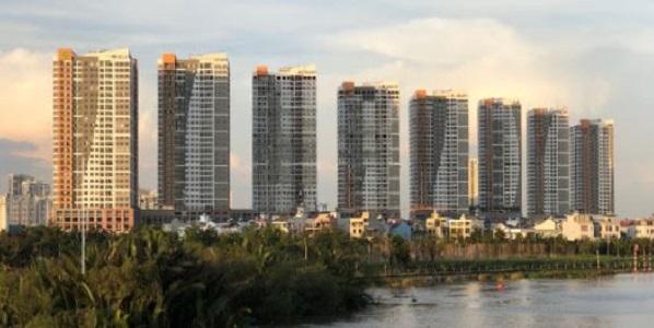 Cho thuê chung cư The Sun Avenue Quận 2 Hồ Chí Minh