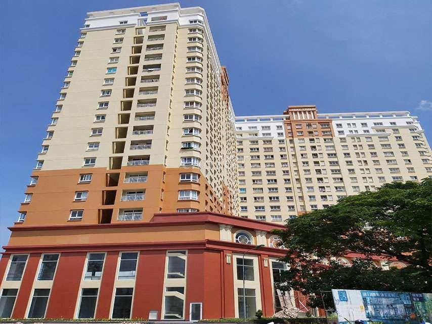 Dự an căn hộ chung cư Toky Tower quận 12