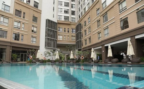 Căn hộ chung cư Garden Gate Phú Nhuận