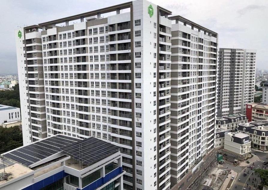Giới thiệu tổng quan thông tin dự án chung cư Golden Mansion